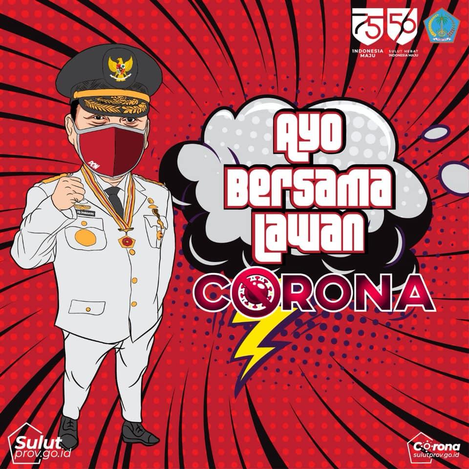 AYO BERSAMA LAWAN CORONA