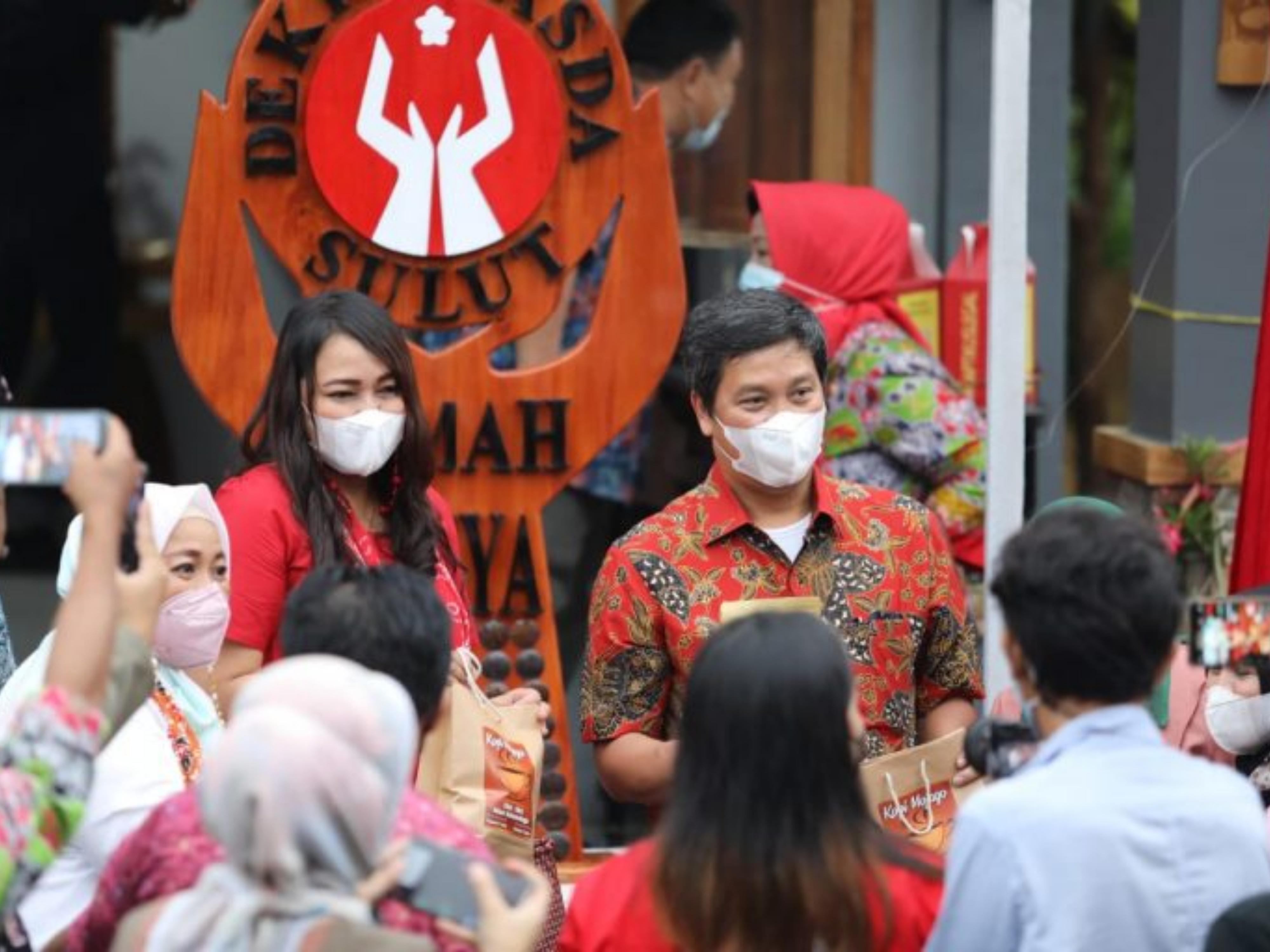 Dipimpin Presiden Jokowi, Wagub Steven Ikuti Rakor Hasil Pilkada 2020